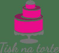 Tisk na torte Logo